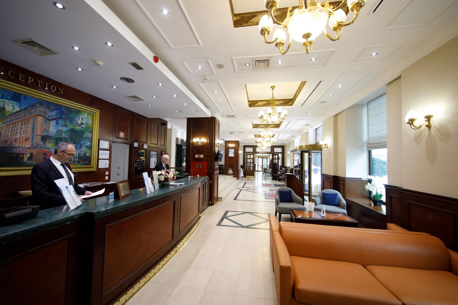 Foto prezentare hotel