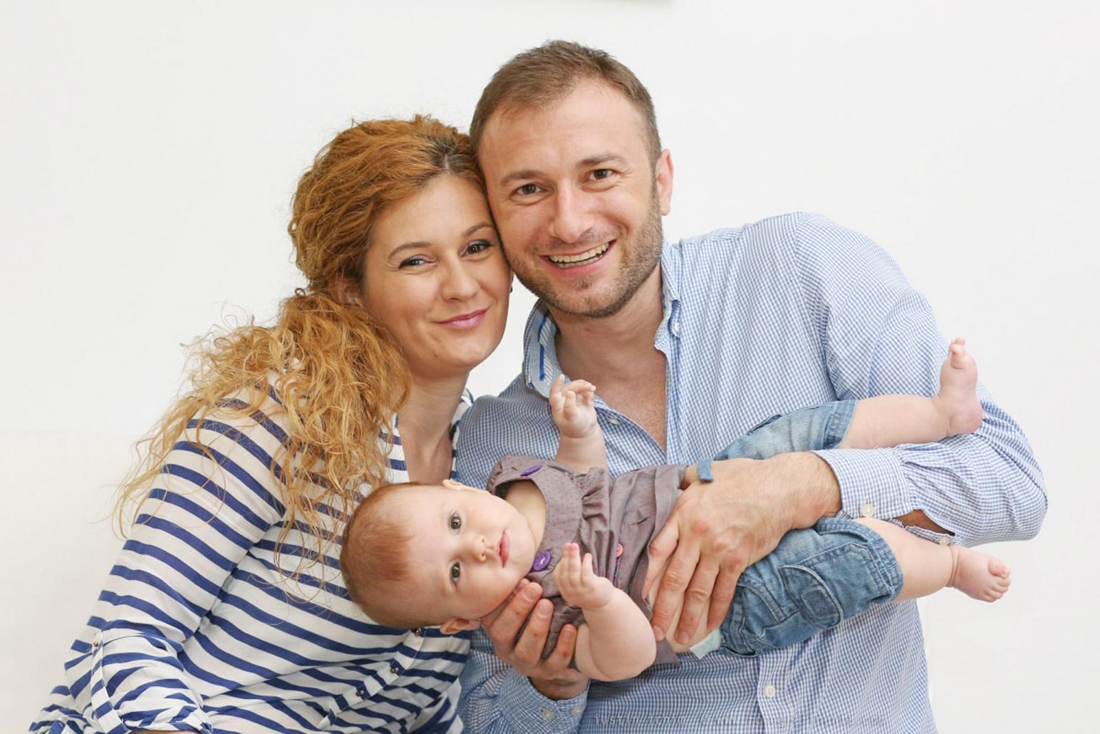 Sedinta foto copii, familie