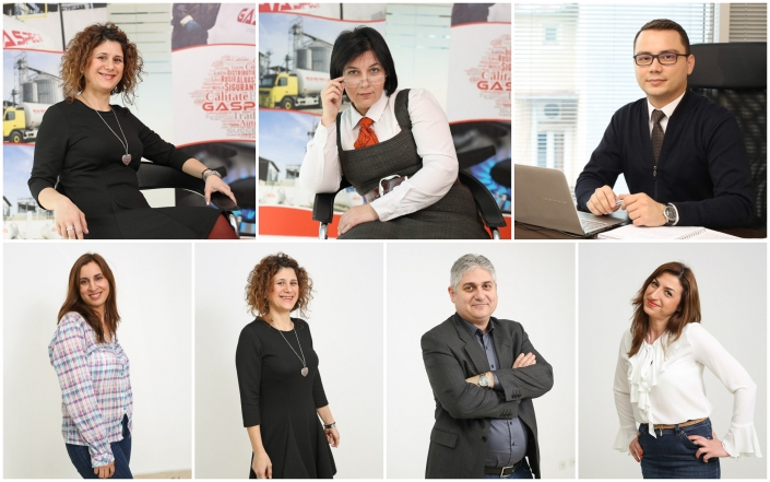 Sedinta foto cu angajatii