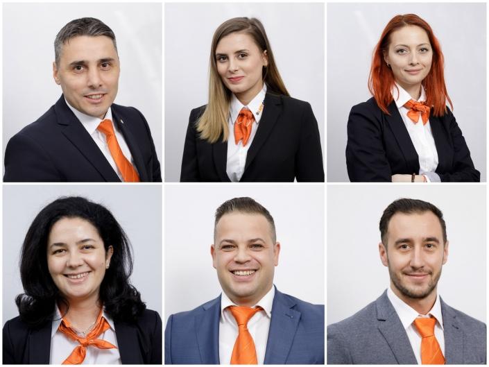 Sedinta foto corporate, portrete