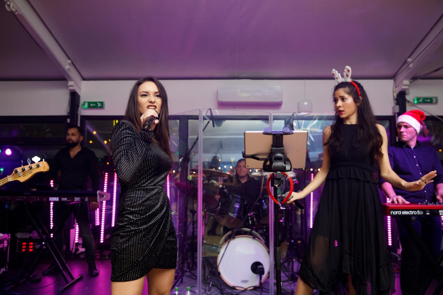 Muzica Live, party