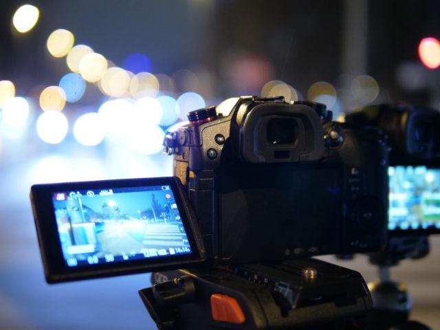 Filmare, cameraman