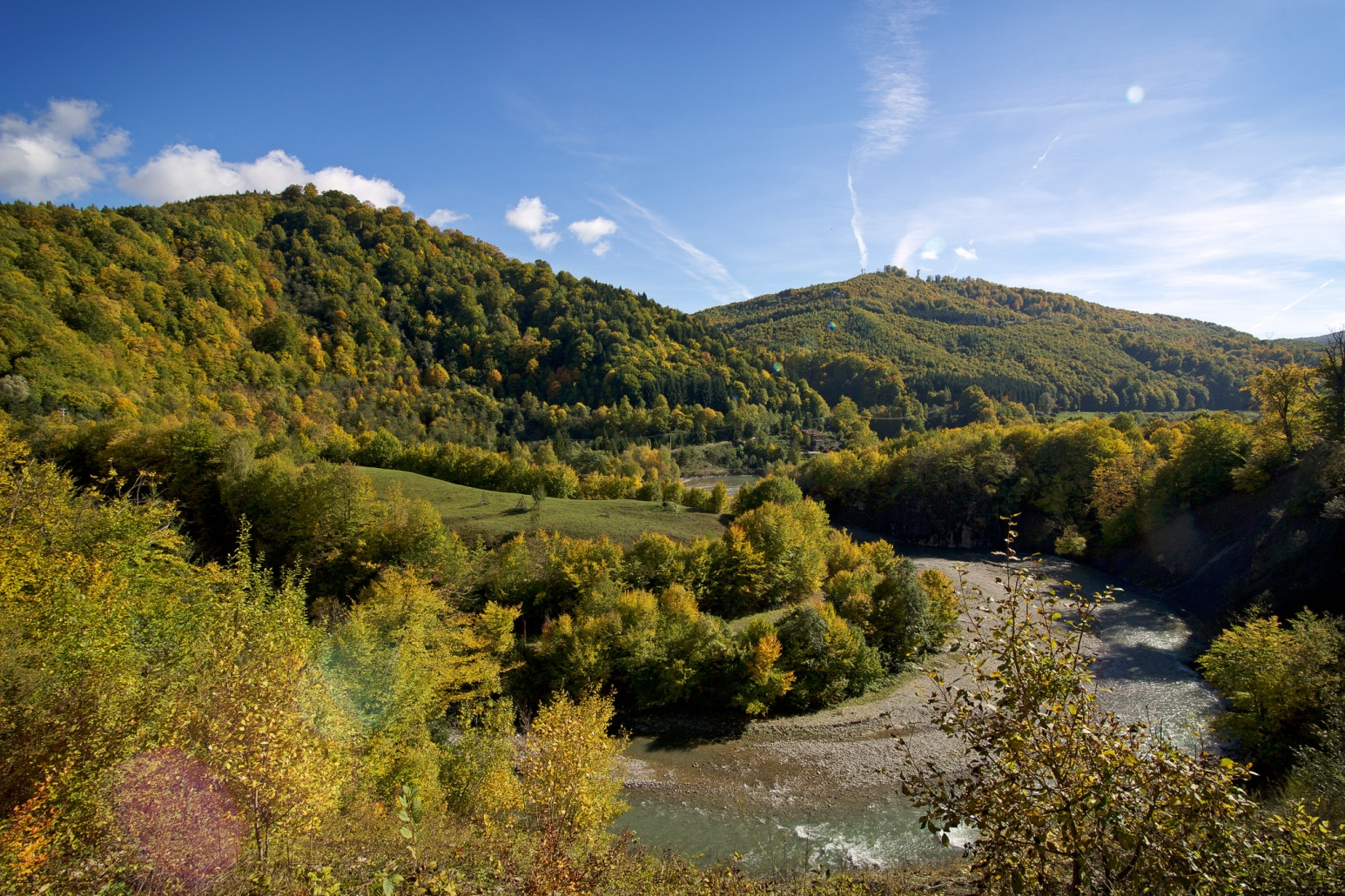 Peisaj din România, Valea Doftanei