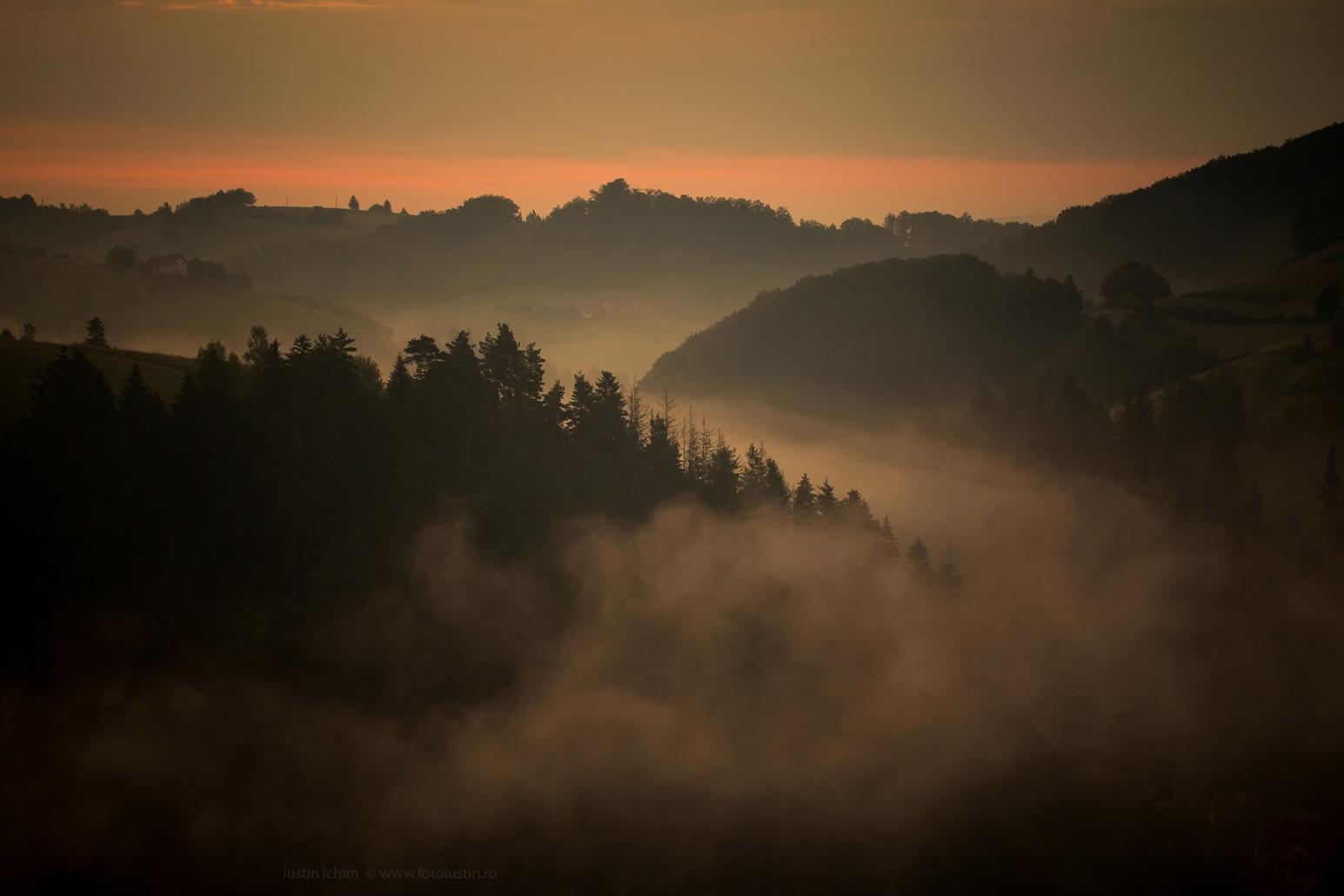 Peisaj din România