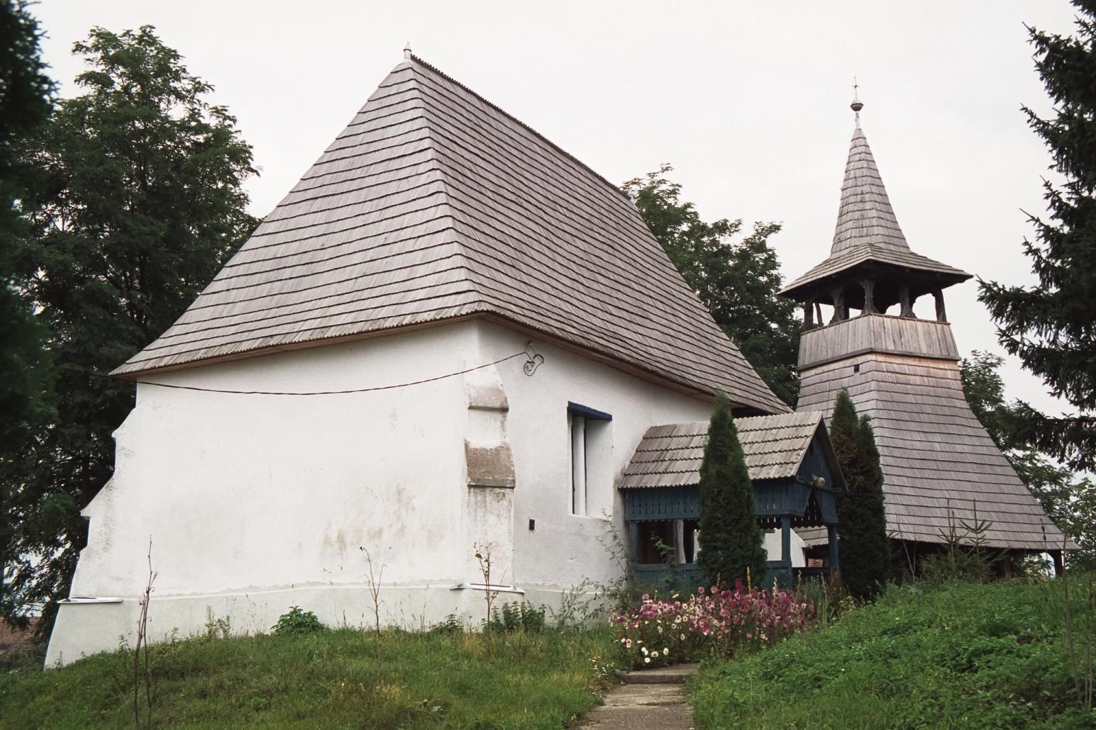 Biserică veche, Romania